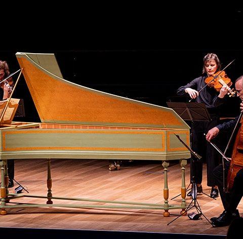 Stradivaria - concert de noël © Simon Vergniaud